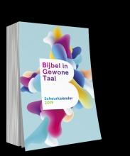 NBG Bijbel in gewone taal scheurkalender 2019