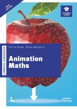 Ivo De Pauw Bieke Masselis, Animation maths