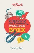 Ton den Boon , , Van Dale Spreekwoordenboek