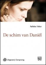 Nelleke  Vietor De schim van Daniel - grote letter uitgave