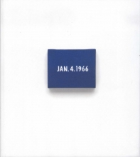Edgar  Mitchell, Lei  Yamabe, Lucas  Zwirner On kawara: date painting(s)