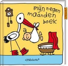 Babette  Harms Babette Harms Mijn 9 Maanden boek