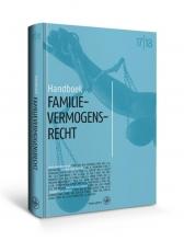 , Handboek familievermogensrecht 2018-2019