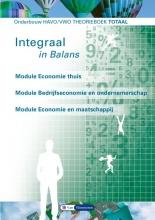 Tom van Vlimmeren Ton Bielderman  Theo Spierenburg  Sarina van Vlimmeren, Integraal in balans Onderbouw HAVO/VWO Theorieboek