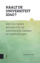 Bert van der Zwaan , Haalt de universiteit 2040?