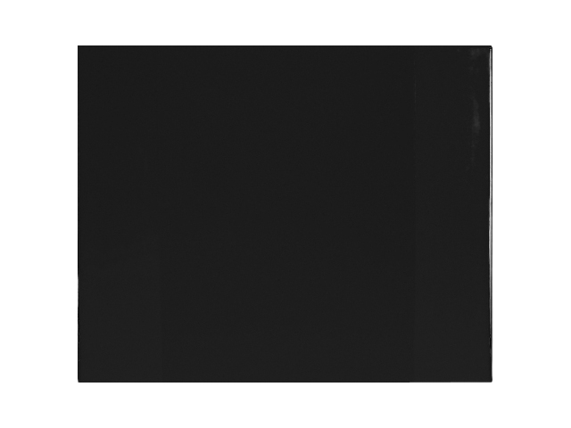 ,bureauonderlegger Kangaro Soft 63x50cm zwart