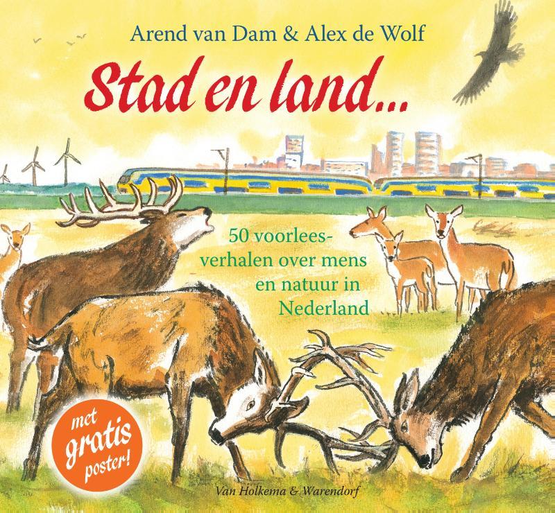 Arend van Dam,Stad en land...