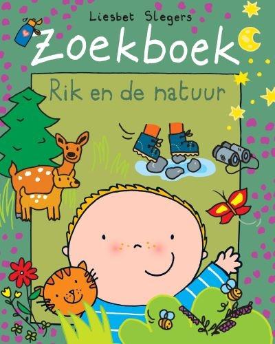 Liesbet Slegers,Zoekboek Rik en de natuur