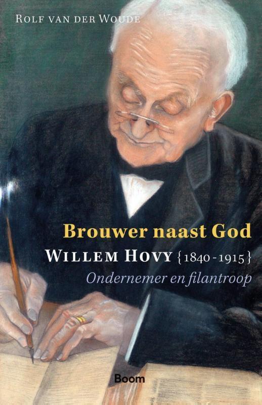 Rolf van der Woude,Brouwer naast God