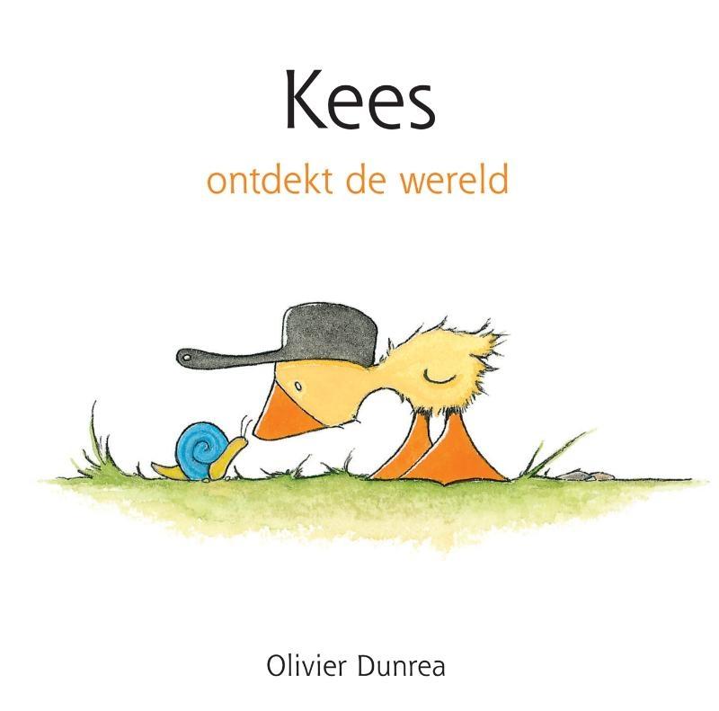 Olivier Dunrea,Kees