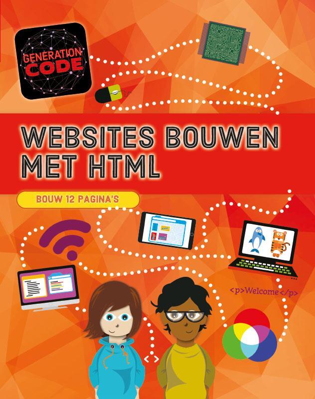 Max Wainewright,Websites bouwen met HTML