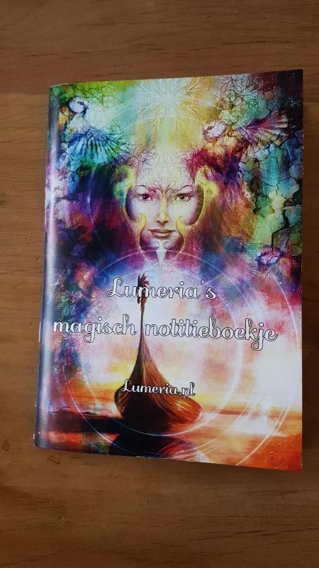 Klaske Goedhart,Lumeria`s magische notitieboekje