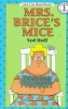 Hoff, Syd,Mrs. Brice`s Mice