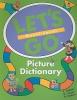 Nakata, Ritsuko,   Frazier, Karen,   Hoskins, Barbara,Let`s Go Picture Dictionary