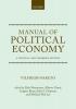 Pareto, Vilfredo,Manual of Political Economy