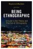 Raymond Madden,Being Ethnographic