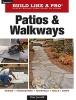 Jeswald, Peter,Patios and Walkways