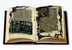 Der Ramsey-Psalter,Stiftsbibliothek St. Paul im Lavatal (Kärnten), Cod. 58/I und Pierpont Morgan Library, New York, Ms M.302