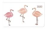 ,<b>Ladytimer Pad Flamingos 2020</b>