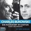 Bukowski, Charles,Ein Maulwurf im Karton