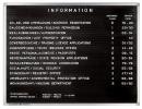 ,Letterbord Legamaster Premium 30x40cm rubberprofiel