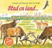<b>Arend van Dam</b>,Stad en land� (met gratis poster)