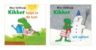 <b>Max  Velthuijs</b>,Kikker uitdeelboekjes