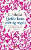 Elif  Shafak,Liefde kent veertig regels