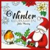 Julia  Woning,Winterkleurkaarten