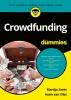 Martijn  Arets, Koen van Vliet,Crowdfunding voor Dummies