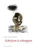 Hans  Hogenkamp,Schrijven is schrappen