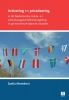 Saskia  Montebovi,Activering en privatisering in de Nederlandse ziekte- en arbeidsongeschiktheidsregeling in grensoverschrijdende situaties