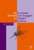 Pjotr  Oosterbroek, Herman de Jong, Liekele  Sijsterman,De Europese families van muggen en vliegen (Diptera)