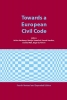 Towards a European Civl Code,fourth edition