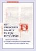 <b>Gisela  Gerritsen-Geywitz</b>,Het Utrechtse draakje en zijn entourage