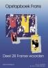 A.J. van Berkel,Opstapboek Frans 2b Franse woorden + CD, Educatieve kaartspellen
