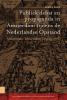 Femke  Deen,Publiek debat en propaganda in Amsterdam tijdens de Nederlandse Opstand