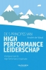 André de Waal,De 5 principes van High Performance Leiderschap