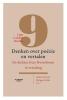 Philippe  Noble Désirée  Schyns,Lage Landen Studies 9: Denken over poëzie en vertalen