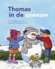 Gisette van Dalen ,Thomas in de sneeuw