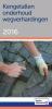 ,Kengetallen onderhoud wegverhardingen 2016