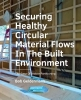 Bob Geldermans ,Securing Healthy ­Circular ­Material Flows In The Built Environment