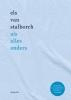 <b>Els  Stalborch, van</b>,Als alles anders