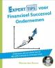 Monica ten Hoove ,Experttips voor Financieel Succesvol Ondernemen