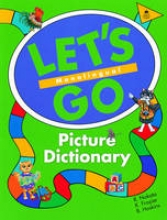 Nakata, Ritsuko Let`s Go Picture Dictionary