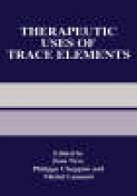 Jean Neve Therapeutic Uses of Trace Elements
