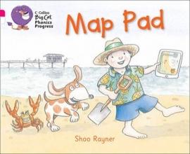 Shoo Rayner,   Kay Hiatt Map Pad