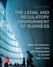 Pagnattaro, Marisa Anne The Legal and Regulatory Environment of Business