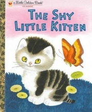 Golden Book Shy Little Kitten