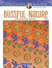 Jessica Mazurkiewicz Creative Haven Blissful Nature Coloring Book